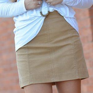 """""""All the Love"""" mini skirt"""